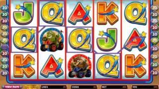 Игровой автомат Mad Dash от Микрогейминг