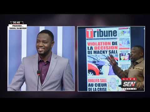 La revue des titres avec Fabrice Nguema du mercredi 21 Octobre