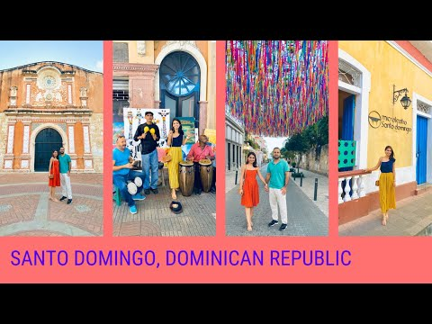 Santo Domingo , Dominican Republic - Things to Do | Travel Vlog
