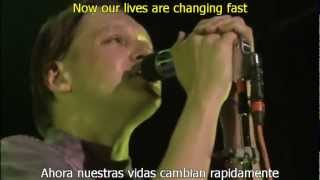 Arcade Fire - We used to wait (Subtitulada ingles español)