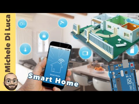Home automation - Arduino Project & Microcontroller PIC