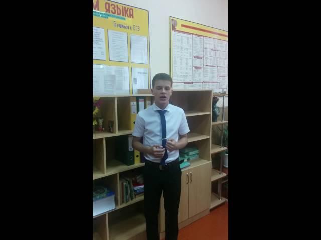 Изображение предпросмотра прочтения – ДмитрийОвечко читает произведение «В полночный час я встану и взгляну...» И.А.Бунина
