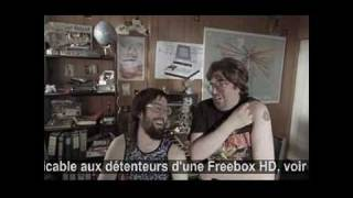 Culture Pub : La saga des pubs de Free (21/02/10)
