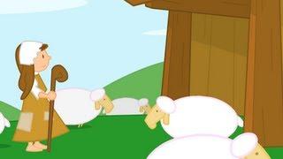 Il était une bergère qui gardait ses moutons