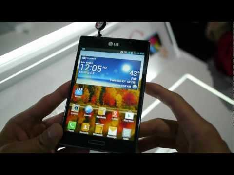 LG Optimus Vu II hands-on