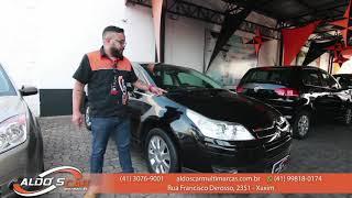 AQUI NA ALDO'S CAR MULTIMARCAS VOCÊ ENCONTRA CITROEN C4 PALLAS EXCLUSIVE TOP DE LINHA