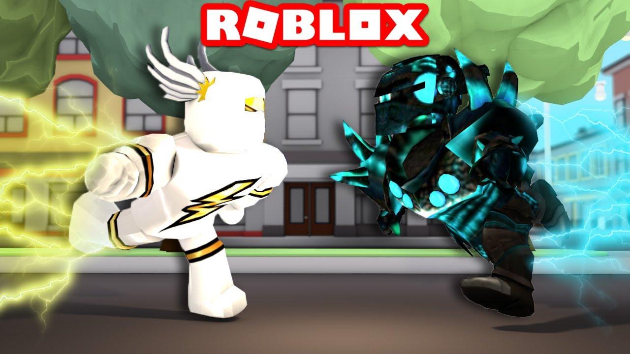 GODSPEED VS SAVITAR IN ROBLOX! (Roblox The Flash) - YouTube