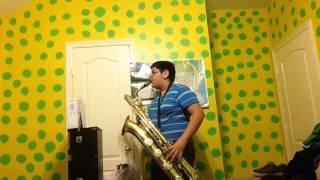 Knightsbridge March (Ft baritone saxophone)
