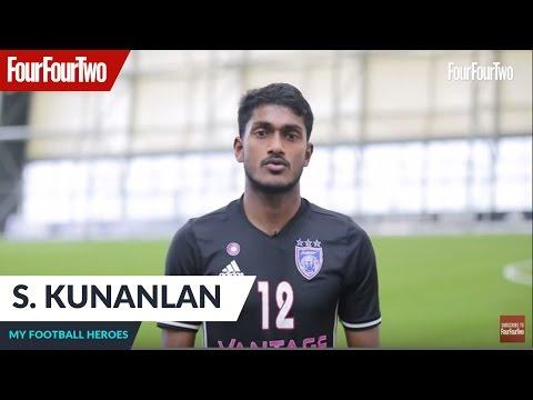 Inside JDT | S. Kunanlan | My Football Heroes