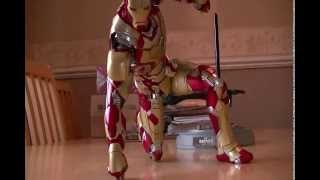 Hot Toys Iron Man Mark 42 Help Needed Pose Problems