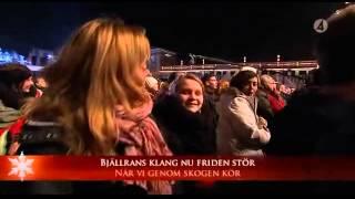 Lotta Engberg - Hej mitt vinterland (Live @ Jullotta på Liseberg 2011)