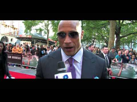 DWAYNE 'THE ROCK' JOHNSON INTERVIEW MARKMEETS ENTERTAINMENT