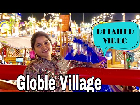 Dubai Global Village Detailed Vlog Happy New Year 2019