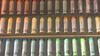 Mungyo Gallery Extra Fine Soft Pastels - Product Demo screenshot 3
