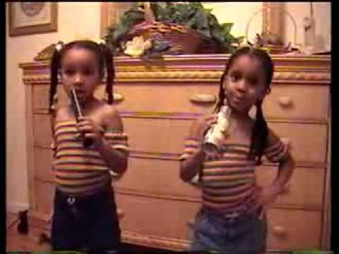 QT Jazz and Star of the OMG Girlz | 2001 |