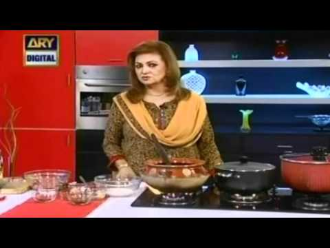 Daily Cooking With Sara Riaz August 12 Chicken Handi Part 1