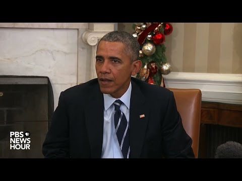 Watch President Obama make statement on San Bernardino shootings