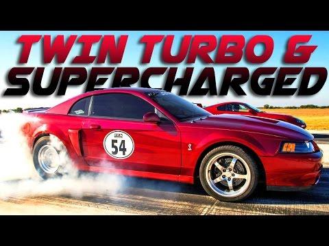 1200hp+ Compound Boost TERMINATOR Cobra [ROLL RACE]