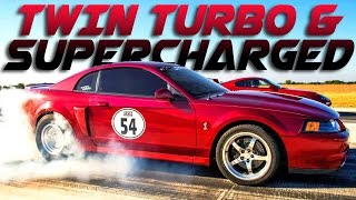 1200hp+ Compound Boost TERMINATOR Cobra [ROLL RACE]