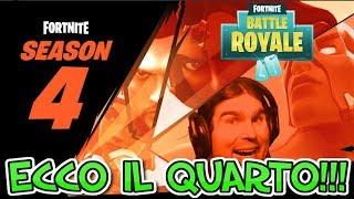PASS BATTLE SEASON 4!!! REVEALED HERO QUARTER!!! FORTNITE!!