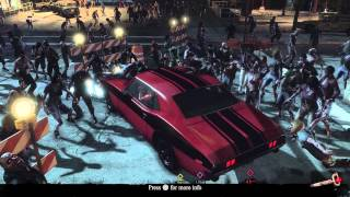 Dead Rising 3 vehicle gameplay 1080p