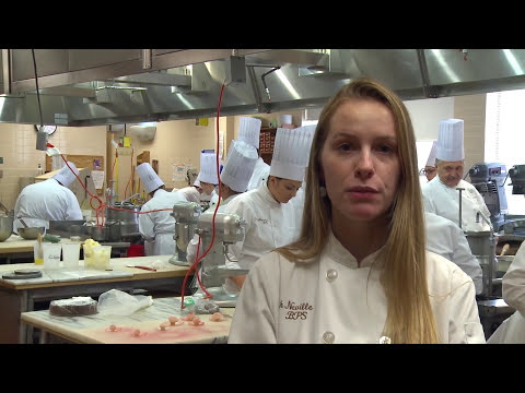 Baking & Pastry Arts: Freshman Year at The Culinary Institut