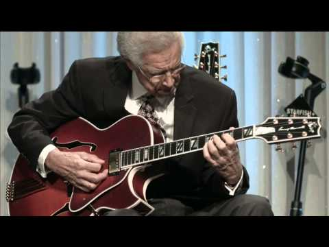 Kenny Burrell - All Star Guitar Night 2015