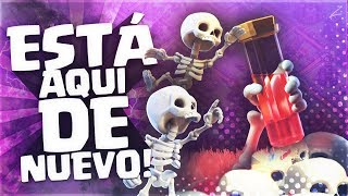 HA VUELTO el EJÉRCITO más TERRORÍFICO del Juego! | SH LaLoon + Esqueletos = 3 Estrellas