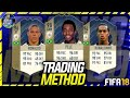 How to make coins on fifa 18! Make 1k a minute! (FIFA 18 TRADING)