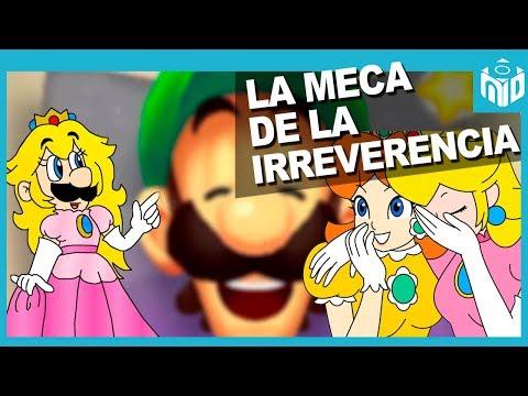 Los Momentos más DIVERTIDOS Y GRACIOSOS de Super Mario | N Deluxe