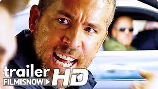 6 UNDERGROUND (2019) Trailer | Ryan Reynolds, Michael Bay Action Thriller Movie