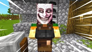 I don39t think this is your normal Minecraft villager Scary Minecraft Video