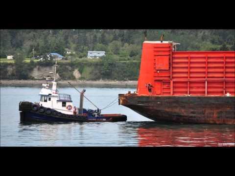 Radio Audio - Overturned Tug In Coal Harbor