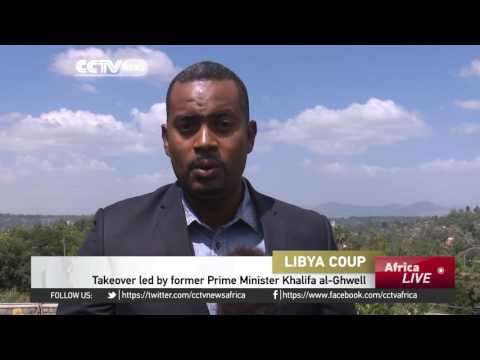 AU condemns coup on GNA headquarters in Tripoli