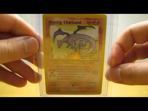 How Much Are Shining Pokemon Cards Worth?