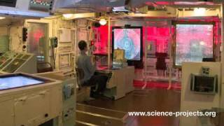 HMS Belfast Restored Operations Room