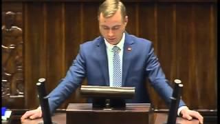 Michał Tomasz Pacholski - wystąpienie z 8 stycznia 2014 r.