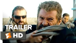 Logan Official International Trailer 1 (2017) - Hugh Jackman Movie