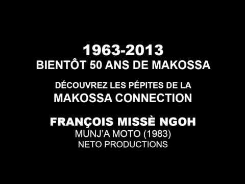 Munj'a Moto - François Misse Ngoh