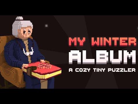 My Winter Album Mobile Gameplay