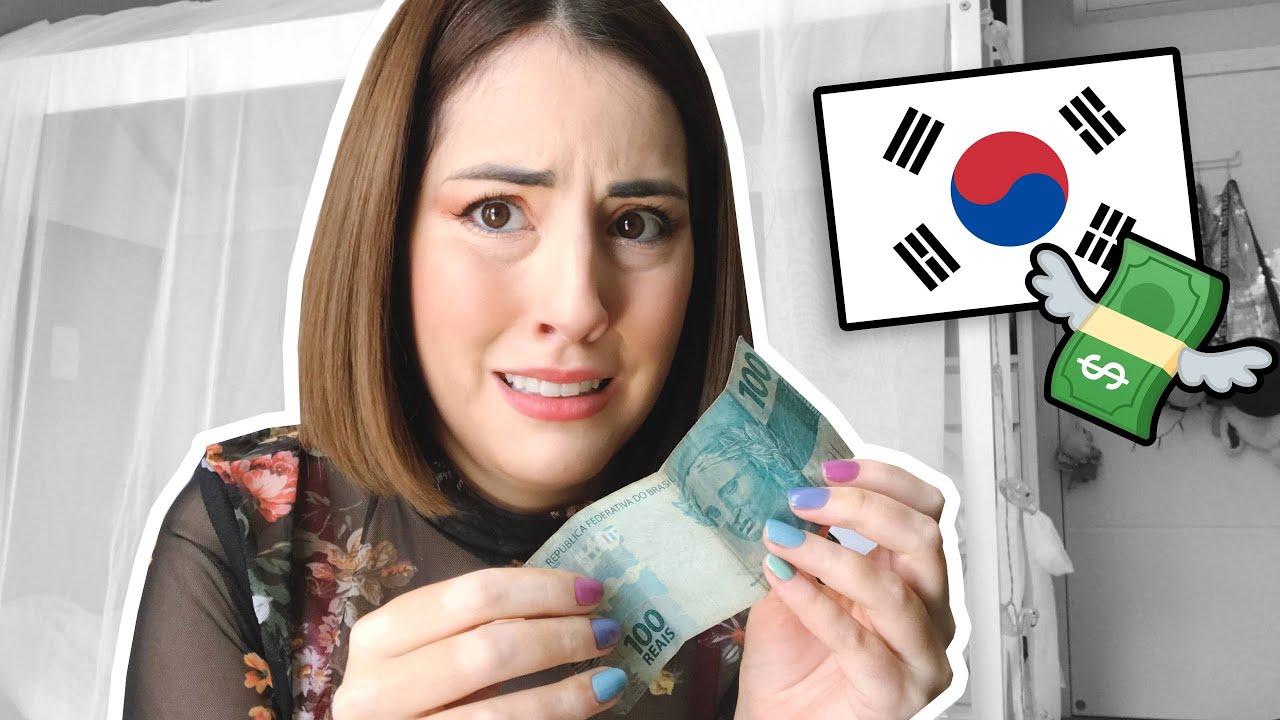 É caro morar na Coreia do Sul?