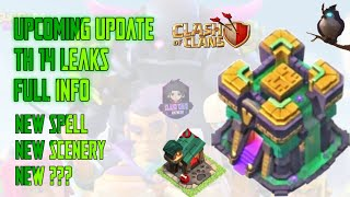 upcoming th14 update leaks | coc | th 14 rocket launcher | clash of clans | clash with ratnesh