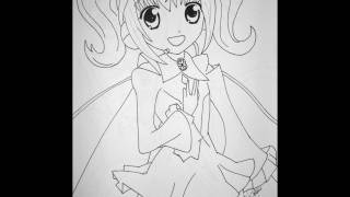 Shugo Chara Drawings and More
