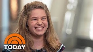 The 14-Year-Old Girl Rocket Scientist Who's Aiming For Mars | TODAY
