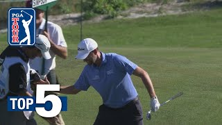Top 5 Shots of the Week | The RSM Classic 2018