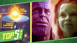 Die 5 besten Avengers 4 Theorien nach Infinity War