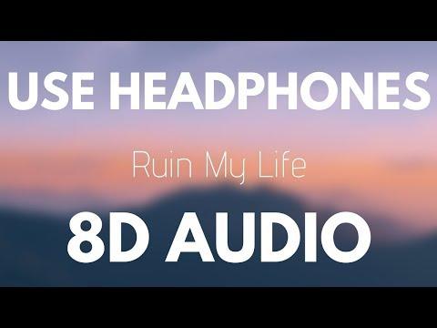 Zara Larsson - Ruin My life (8D AUDIO)