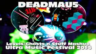 DeadMau5 - [HD] Levels & Ghosts n