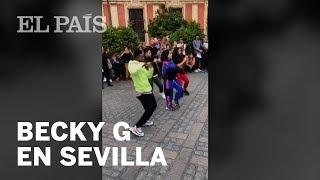 MTV EMA 2019 | BECKY G protagoniza una batalla de baile contra unas BAILAORAS en SEVILLA