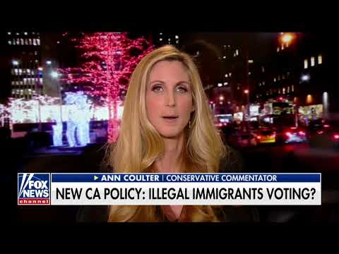 New California policy: Illegal immigrants voting?